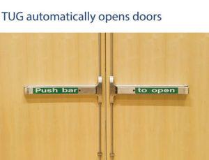 TUG Robot Can Open Doors