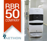 Aethon TUG Robot to Watch